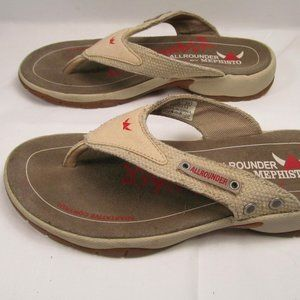 Mephisto Thong Sandals Womens size 8